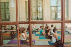 8 Wonderful winter days di Yoga e Gusto a Siracusa