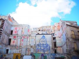Tour della street art di Palermo