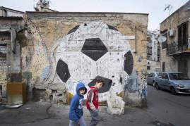 Street art tour of Palermo