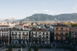 The best holiday houses in Palermo with a view