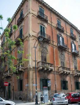 Palazzo Dato: A Palermitan Art Nouveau Gem