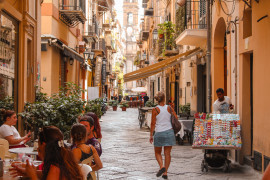 Best places for young people in Palermo