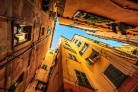 I carruggi di Genova