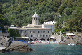 San Fruttuoso and Christ of the Abyss