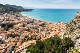 Cefalù, one of the most beautiful towns in Italy