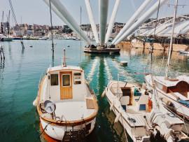 Renzo Piano's architecture in Genova