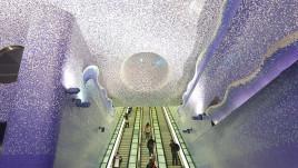 Metroart: stazioni dell'arte a Napoli