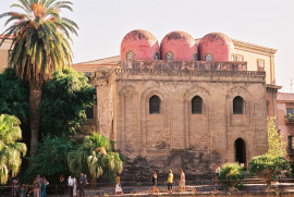 The Church of Saint Cataldo