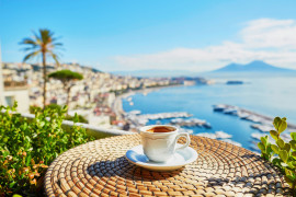 The Neapolitan Coffee