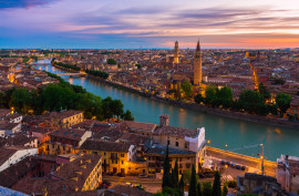 Verona: the city of lovers