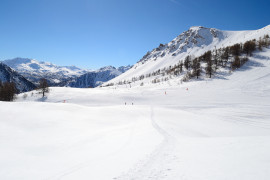 Mountain trip near Torino