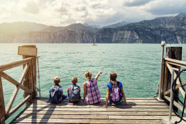Things to do in Lake Garda with your kids