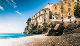 Spiagge libere in Campania