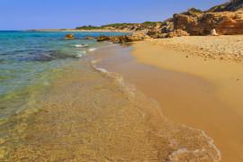 Public beaches in Apulia