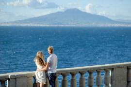 Viaggio di nozze in Campania: i posti più romantici