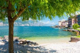 The 10 most beautiful beaches in Lake Garda
