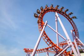 Amusement parks near Lake Garda