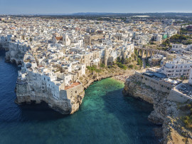 Mid-August in Apulia: events and places