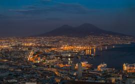 Notte di San Lorenzo a Napoli