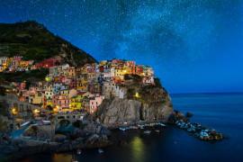 Notte di San Lorenzo in Liguria: posti ed eventi