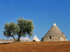 Trullo houses
