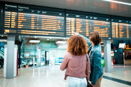 How to get to Genova: flights and trains