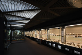 """The archeological museum """"Paolo Orsi"""""""