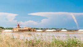 La riserva naturale orientata delle Saline di Trapani e Paceco