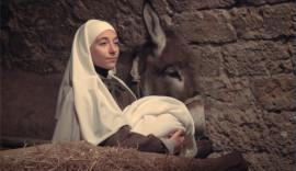 Living Nativity scene in Apulia